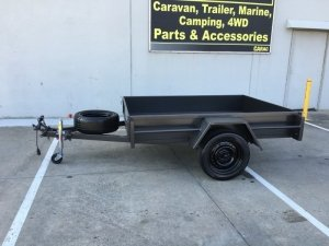 8 x 4 Trailers