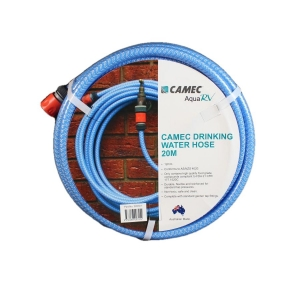 CAMEC DRINKING WATER HOSE 12MMX20M
