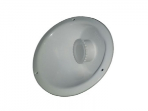 RECESS WATER FILLER & CAP  WHITE