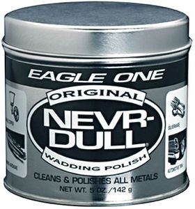 EAGLE ONE NEVER DULL WADDING POLISH- METAL CLEANER