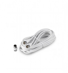 COAX FLY LEAD 4.5M WITH M TO F INC ADAPTOR