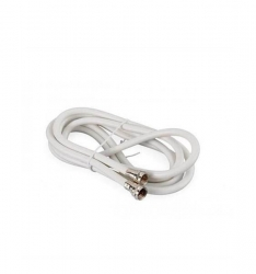COAX FLY LEAD F TO F CONN 1.8M SUIT TV/ANTENNA INSTALLATION