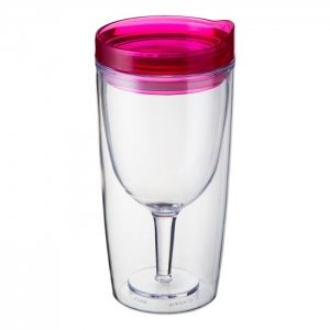 TRAVINO RUBY SPILL PROOF WINE SIPPY CUP