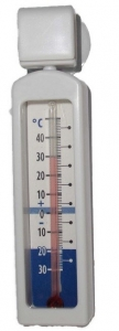 VERTICAL RV FRIDGE-FREEZER THERMOMETER