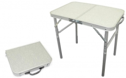COMPACT FOLDING SIDE TABLE