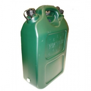 20LTR JERRY CAN  PLASTIC GREEN