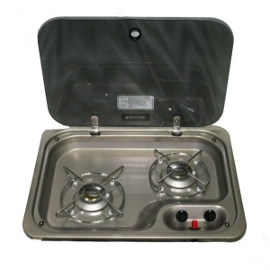 DOMETIC CRAMER 2 BURNER HOB COOKTOP