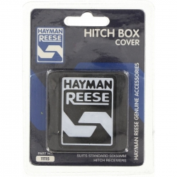 HAYMAN REESE HITCH BOX COVER - 50X50MM