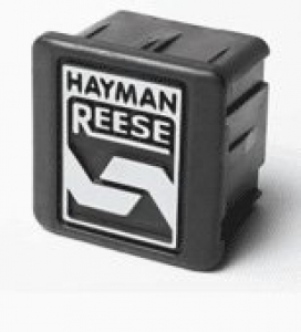 HAYMAN REESE HITCH BOX COVER - 40X40MM