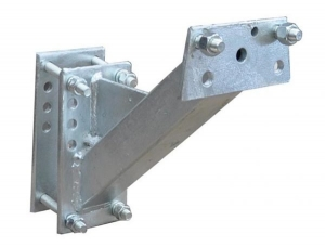 HIGH MOUNT SPARE WHEEL CARRIER