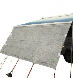 COAST FRONT SUNSCREEN T/S 17FT ROLL OUT AWNING CARAVAN
