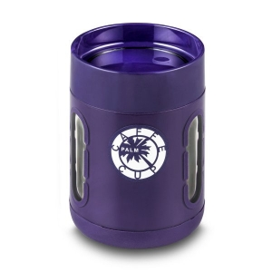 PALM CAFFE CUP MED PURPLE 300ML