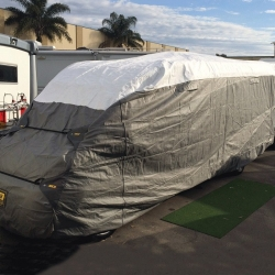 COAST ADCO CLASS C 23' TO 26' MOTORHOME COVER (SUIT 7.01m - 7.92m)