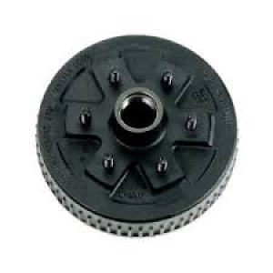 """DEXTER 10"""" ELECTRIC HUB DRUM L/CRUISER WITH CUPS & STUDS (008-250-05)"""