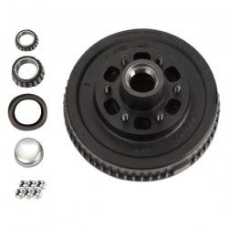 """DEXTER 12"""" HUB DRUM ELECTRIC/HYDRAULIC LAND CRUISER WITH STUDS & CUPS (008-201-0"""