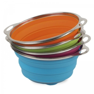 POPUP COLLANDER ASSORTED COLOUR