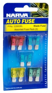 NARVA ATS BLADE FUSE ASSORTMENT
