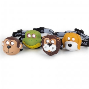 CHILDREN'S LED HEADLAMP - LION