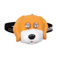 CHILDREN'S LED HEADLAMP - DOG