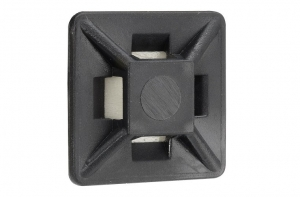 NARVA CABLE TIE MOUNTS 19 X 19MM - 5 PACK