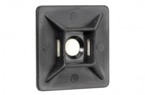 NARVA CABLE TIE MOUNTS 28 X 28MM - 5 PACK