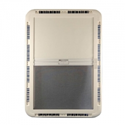 DOMETIC INTERNAL FRAME WITH BLIND & SCREEN - SUIT SEITZ HEIKI 2 ROOF HATCH