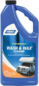 CAMCO PRO STRENGTH WASH & WAX 40493