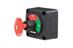 NARVA BATTERY MASTER SWITCH WITH REMOVABLE KEY 300 AMPS