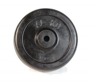 "AL-KO SOLID RUBBER WHEEL - 6""/150MM"