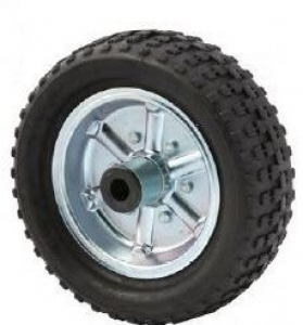 "AL-KO JOCKEY WHEEL SPARE 250MM/10"" WHEEL ONLY"