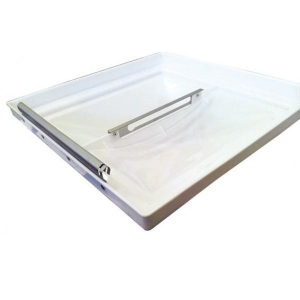 """REPLACEMENT PLASTIC LID, NON POWERED - SUITS OLD STYLE VENTLINE 14"""" X 14"""" VENT"""