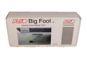 ALKO BIGFOOT CORNER STEADY FOOT - SET OF FOUR