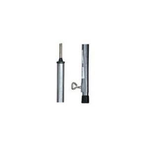 TENT POLE STANDARD GALVANISED 19/22.2MM 275CM TWO PIECE