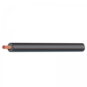 4MM AUTOMOTIVE SINGLE CORE BLACK PER METRE