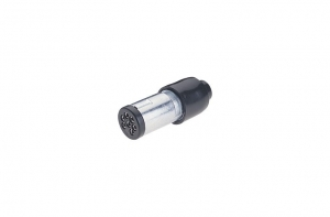 NARVA 6 PIN SMALL ROUND METAL TRAILER PLUG