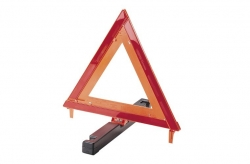 NARVA EMERGENCY SAFETY TRIANGLE WITH DURABLE CONTAINER