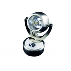 QLED EURO SERIES 12V LED INTERIOR DIMMABLE SWIVEL READING LAMP, TOUCH