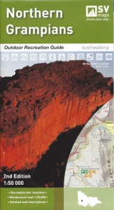 NORTHERN GRAMPIANS MAP & RECREATION GUIDE