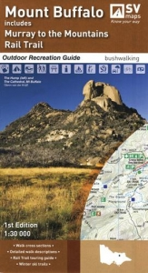 MOUNT BUFFALO MAP & RECREATION GUIDE
