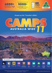 CAMPS 11 A4 SIZE WITH SPIRAL