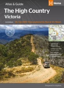 HEMA HIGH COUNTRY VICTORIA ATLAS AND GUIDE