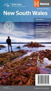 HEMA NEW SOUTH WALES STATE MAP (14th ED)