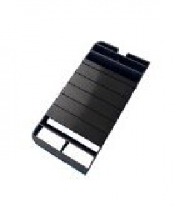 DOMETIC FRIDGE VENT UPPER RIGHT INSERT TO SUIT A1625IB BLACK