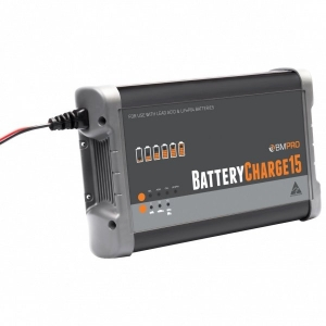 BMPRO BATTERY CHARGER 15
