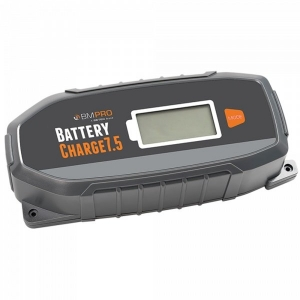 BMPRO BATTERY CHARGER 7.5
