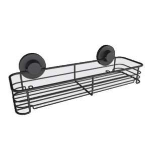 NALEON INSTALOC BLACK LONG SHELF