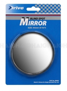 BLIND SPOT MIRROR 95MM / 3 3/4'' SELF ADHESIVE