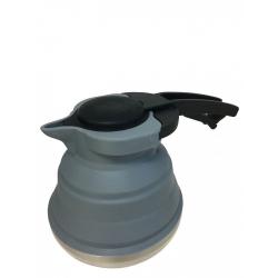 COLLAPSIBLE KETTLE 1.2L GREY