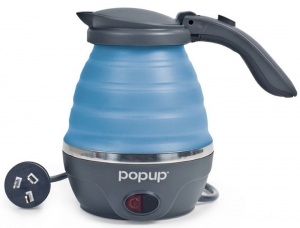 POPUP BILLY 240V KETTLE - BLUE