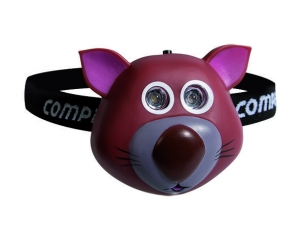 CHILDREN'S LED HEADLAMP - WOMBAT